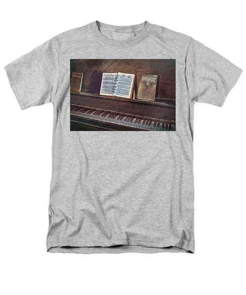 Sunday Hymns Men's T-Shirt  (Regular Fit) by Marion Johnson