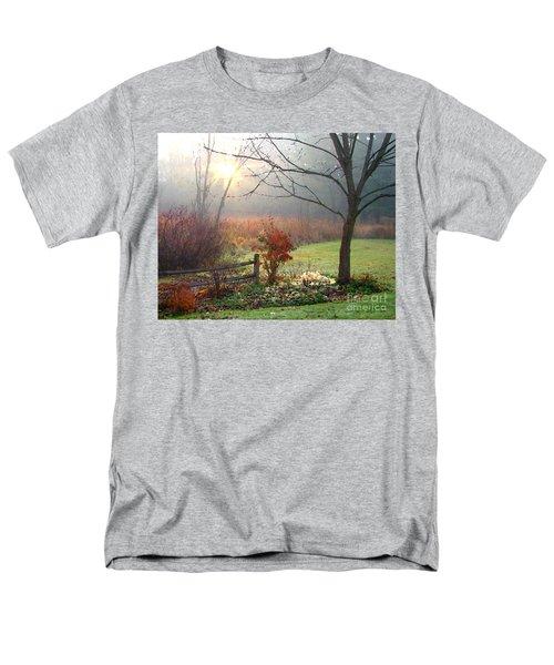 Sunrise Men's T-Shirt  (Regular Fit) by Betsy Zimmerli