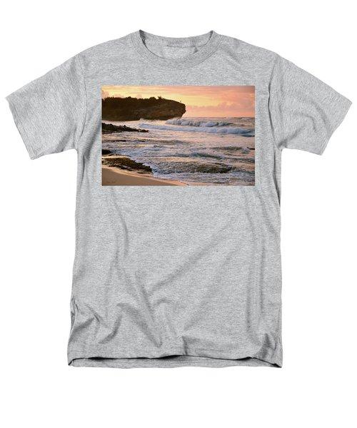 Sunrise On Shipwreck Beach Men's T-Shirt  (Regular Fit) by Marie Hicks