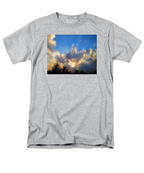 Men's T-Shirt  (Regular Fit) featuring the photograph Sunset by John Freidenberg