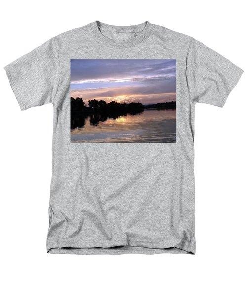 Sunset On The Snake Men's T-Shirt  (Regular Fit)