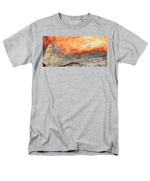 Sunset Rock Scene Men's T-Shirt  (Regular Fit)