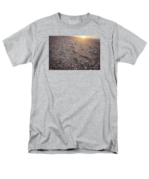 Sunset Step Men's T-Shirt  (Regular Fit)