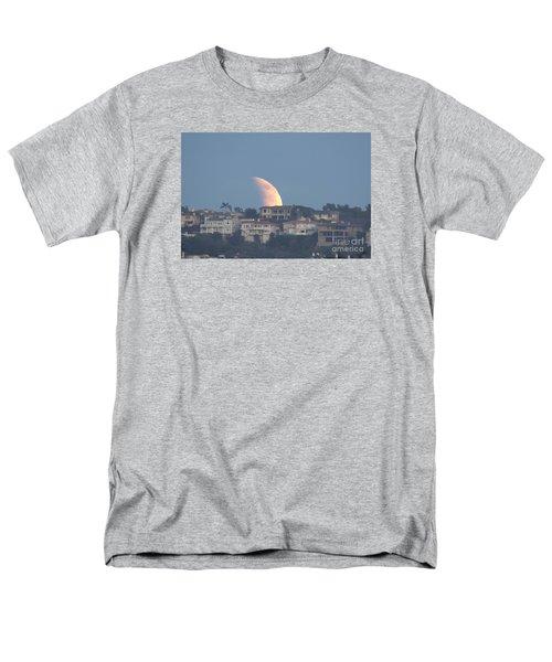 Super Moon Rise Men's T-Shirt  (Regular Fit)