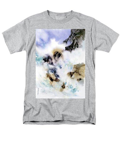 Surf's Up Men's T-Shirt  (Regular Fit) by Rae Andrews