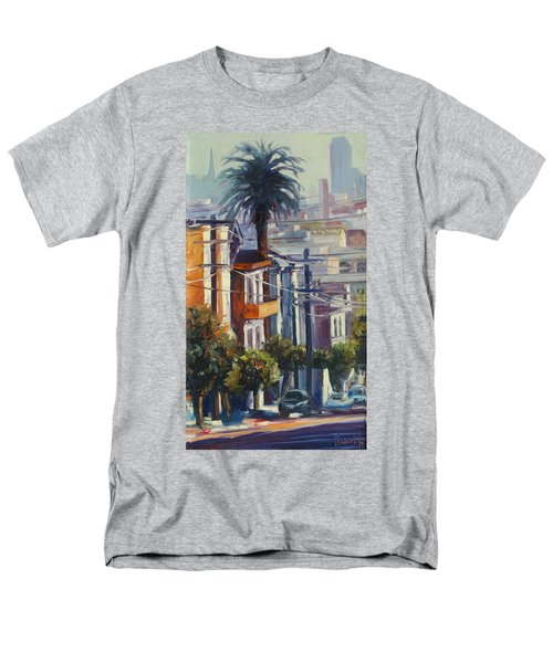 Post Street Men's T-Shirt  (Regular Fit) by Rick Nederlof