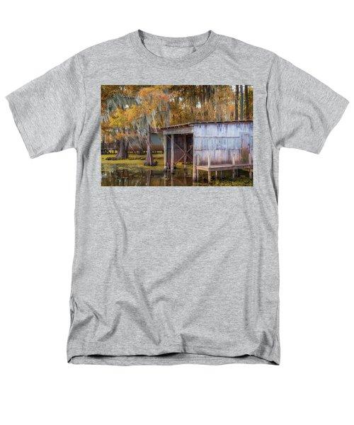 Swampy Dock  Men's T-Shirt  (Regular Fit)
