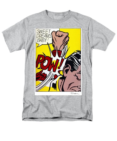 Sweet Dreams Baby Men's T-Shirt  (Regular Fit) by Roy Lichtenstein