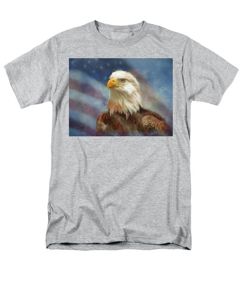 Sweet Land Of Liberty Men's T-Shirt  (Regular Fit) by Colleen Taylor