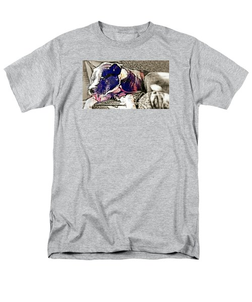 Sweet Ralphus  Men's T-Shirt  (Regular Fit) by John Jr Gholson