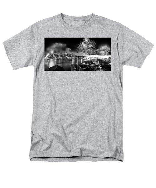 Men's T-Shirt  (Regular Fit) featuring the photograph Sydney Spectacular by Az Jackson