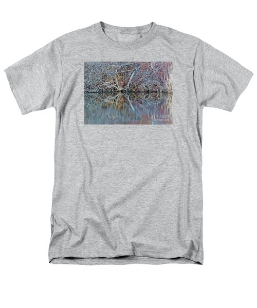 Men's T-Shirt  (Regular Fit) featuring the photograph Symmetry by Christian Mattison