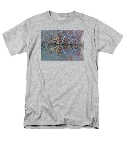 Symmetry Men's T-Shirt  (Regular Fit) by Christian Mattison
