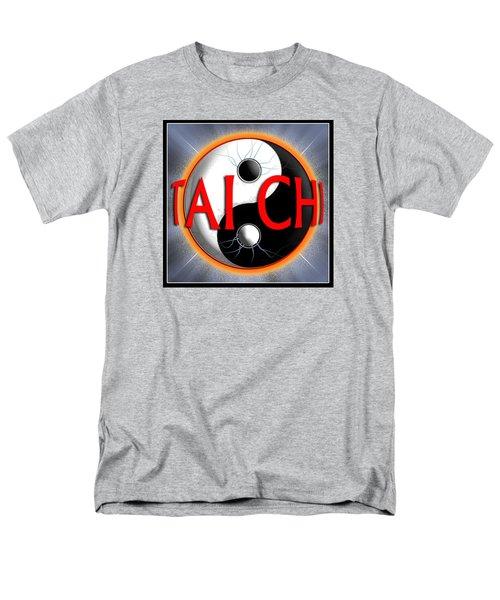 Tai Chi Men's T-Shirt  (Regular Fit) by Steve Sperry