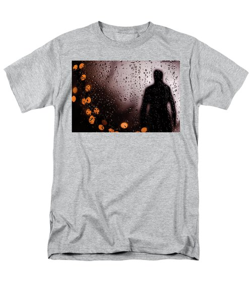 Men's T-Shirt  (Regular Fit) featuring the photograph Take Your Light With You by David Sutton