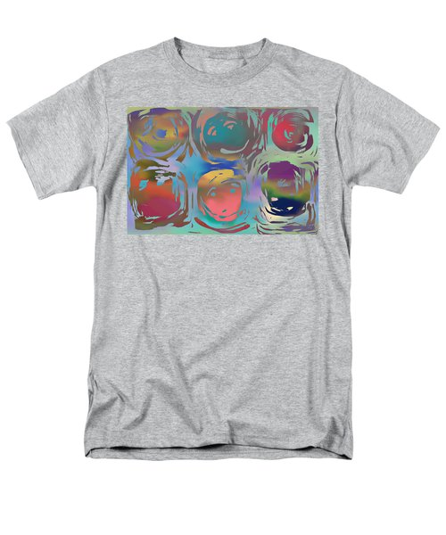Talking Heads  Men's T-Shirt  (Regular Fit) by Danica Radman