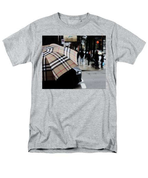 Tap Me On The Shoulder  Men's T-Shirt  (Regular Fit) by Empty Wall