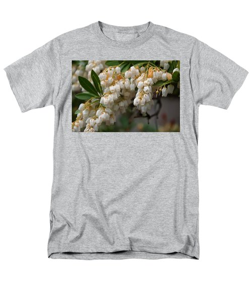 Men's T-Shirt  (Regular Fit) featuring the photograph Temple Bells Andromedia by Chris Flees