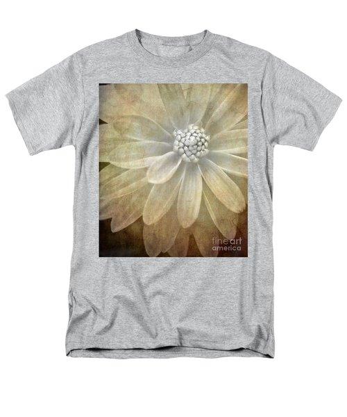 Textured Dahlia Men's T-Shirt  (Regular Fit) by Meirion Matthias