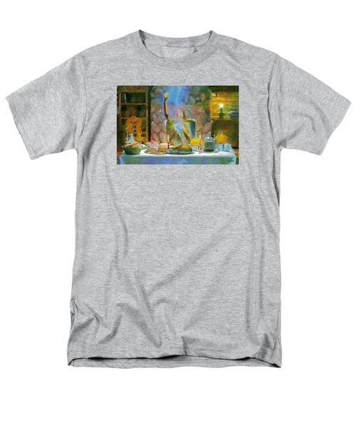 Thanksgiving Men's T-Shirt  (Regular Fit) by Wayne Pascall