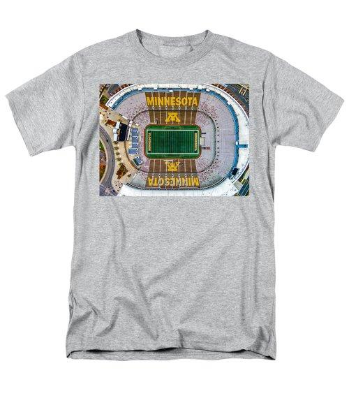 The Bank Men's T-Shirt  (Regular Fit) by Mark Goodman
