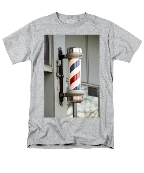 The Barber Shop 4 Men's T-Shirt  (Regular Fit) by Angelina Vick