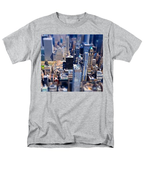 The City  Men's T-Shirt  (Regular Fit) by Mckenzie Weldon
