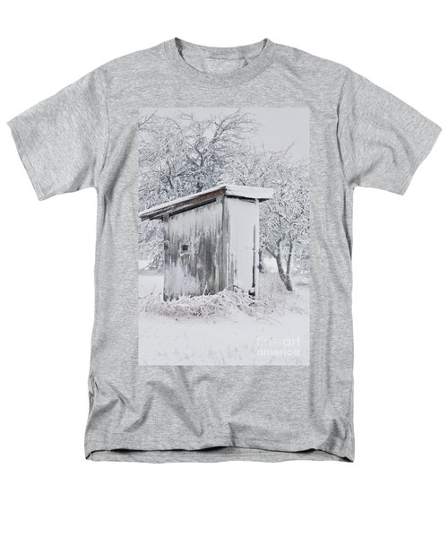 The Coldest Fifty Yard Dash Men's T-Shirt  (Regular Fit) by Benanne Stiens