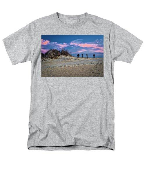 The Colors Of Sunset Men's T-Shirt  (Regular Fit)