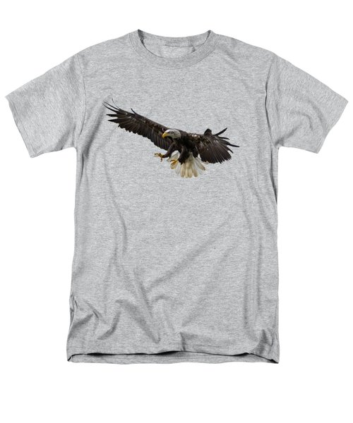The Eagle Men's T-Shirt  (Regular Fit) by Scott Carruthers