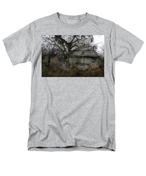 Men's T-Shirt  (Regular Fit) featuring the photograph The Earth Reclaims by Jim Vance