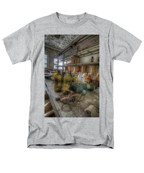 The Experiment  Men's T-Shirt  (Regular Fit) by Nathan Wright