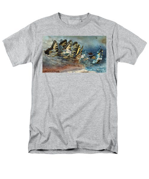 The Gathering Men's T-Shirt  (Regular Fit) by Kathy Russell