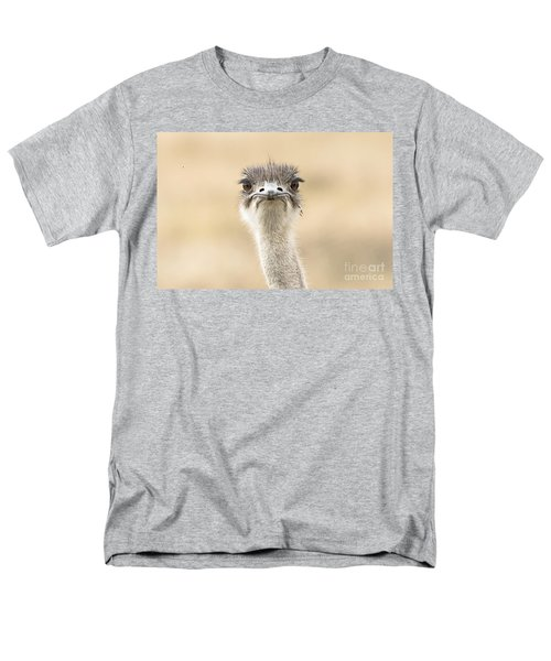 Men's T-Shirt  (Regular Fit) featuring the photograph The Grump by Pravine Chester