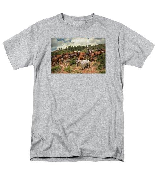 The Herd Men's T-Shirt  (Regular Fit)