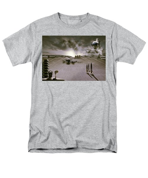 The Industrial Revolution Men's T-Shirt  (Regular Fit) by Nathan Wright