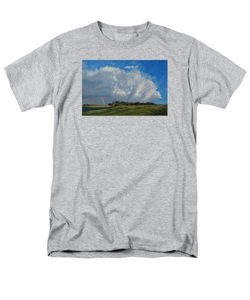 The June Rains Have Passed Men's T-Shirt  (Regular Fit) by Bruce Morrison