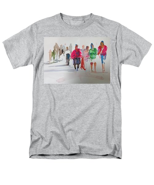 The Ladies Men's T-Shirt  (Regular Fit) by P Anthony Visco