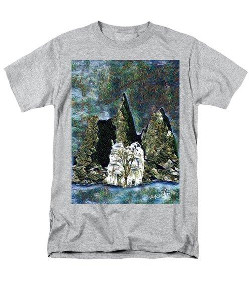 The Loneliest Tree Men's T-Shirt  (Regular Fit) by Vennie Kocsis
