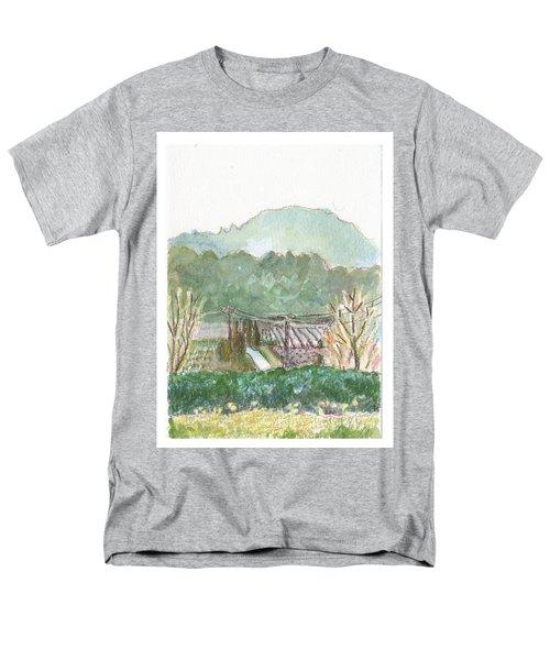 The Luberon Valley Men's T-Shirt  (Regular Fit)