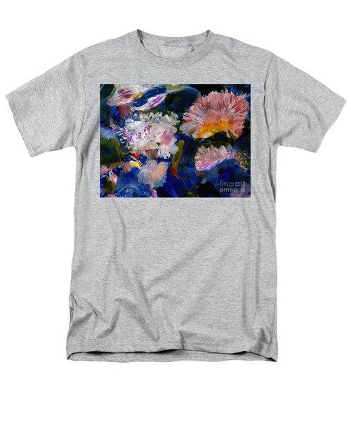 The Magic Of Flowers Men's T-Shirt  (Regular Fit) by Nancy Kane Chapman
