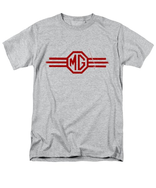 The Mg Sign Men's T-Shirt  (Regular Fit) by Mark Rogan