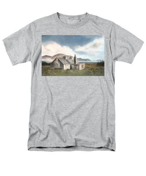The Mist Of Moorland Men's T-Shirt  (Regular Fit) by Colleen Taylor
