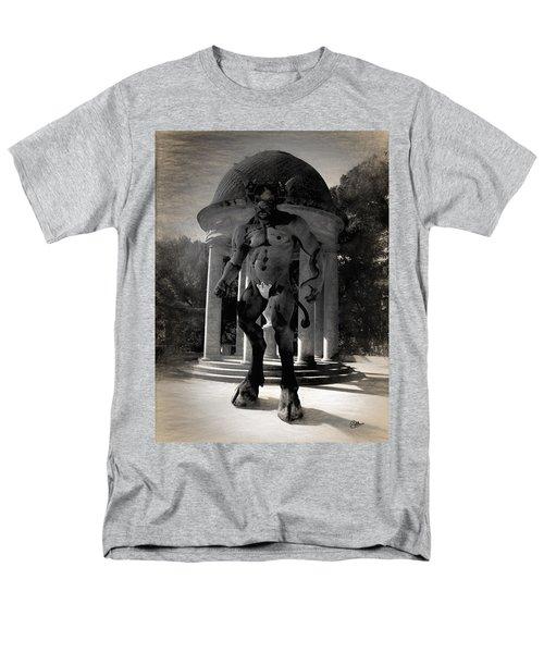 The Monster Maze Men's T-Shirt  (Regular Fit) by Joaquin Abella