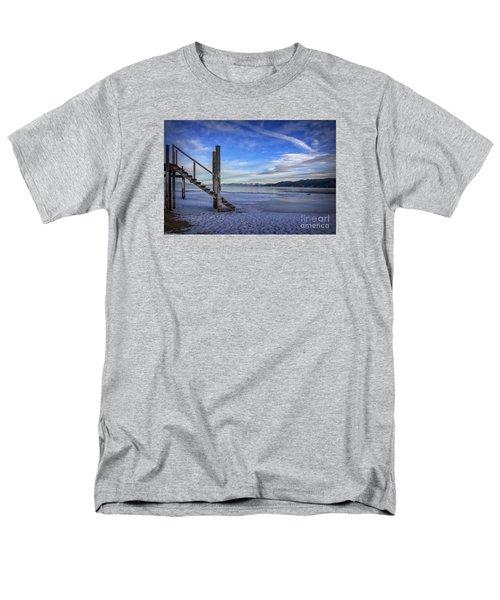 The Morning After Blues Men's T-Shirt  (Regular Fit)