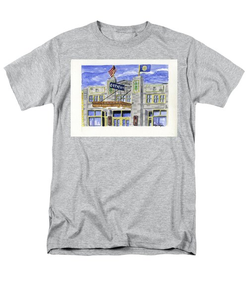 The Orpheum Men's T-Shirt  (Regular Fit) by Rodger Ellingson
