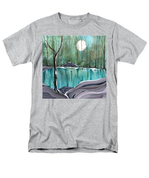 The Pond Men's T-Shirt  (Regular Fit)