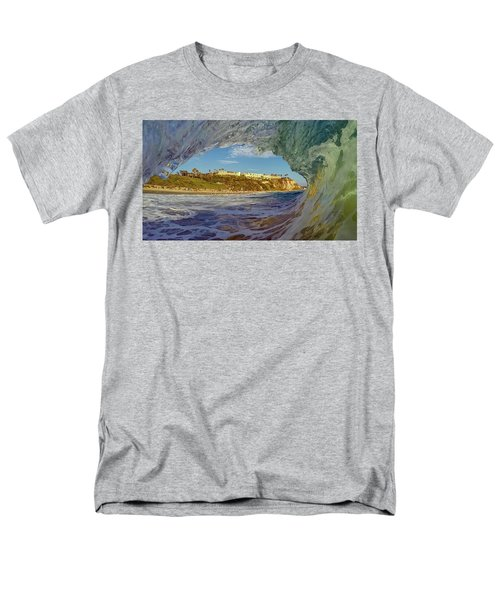 Men's T-Shirt  (Regular Fit) featuring the photograph The Ritz Fitz by Sean Foster