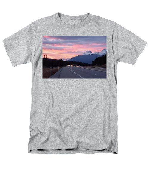 The Road Trip Men's T-Shirt  (Regular Fit) by Keith Boone