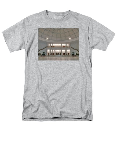 The Rotunda 8 X 10 Crop Men's T-Shirt  (Regular Fit) by Mark Dodd